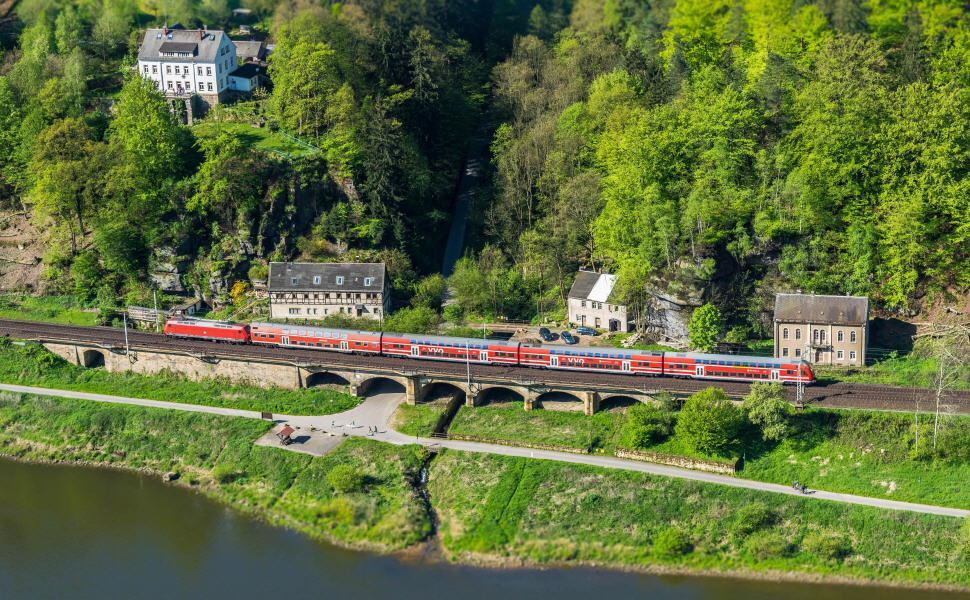 See more of Switzerland with a Swiss Travel Pass from Rail Europe