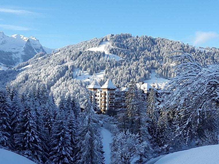 Top 25 Hotels in the World, The Alpina Gstaad, Gstaad, Switzerland