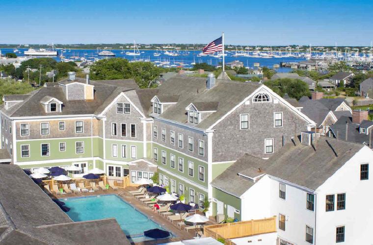 Top 25 Hotels The Nantucket Hotel & Resort, Nantucket, Massachusetts