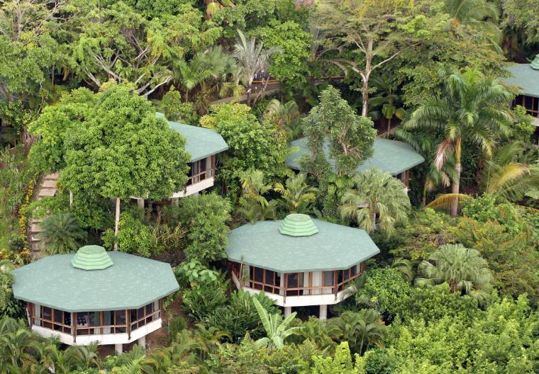 Top 25 Hotels Tulemar Bungalows & Villas, Manuel Antonio National Park, Costa Rica