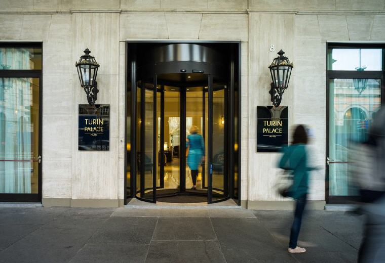 Top 25 Hotels Turin Palace Hotel, Turin, Italy