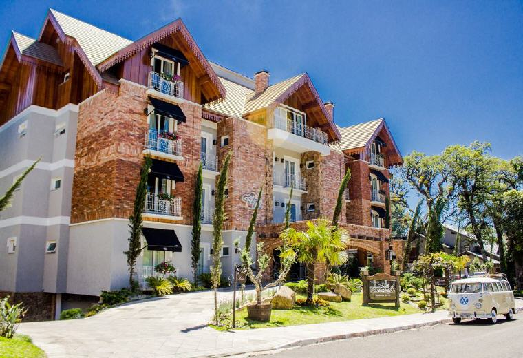 Top 25 Hotels, Valle D'incanto Midscale Hotel, Gramado, Brazil