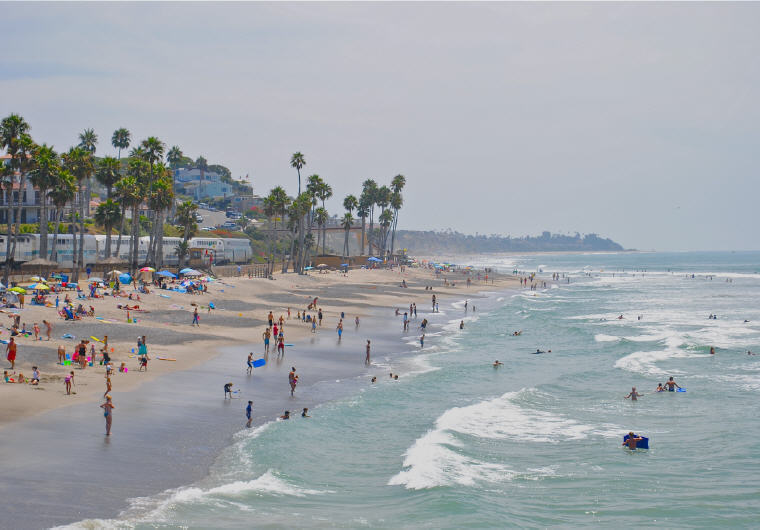 Carlsbad, California, Credit: Lisa Larsen, America's Top 50 summer vacation destinations this summer