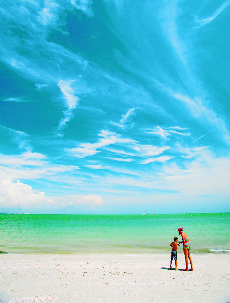 Cayo Costa State Park, Fort Myers US, Beach holiday destinations off the beaten track for summer, Photo credit: VISIT FLORIDA