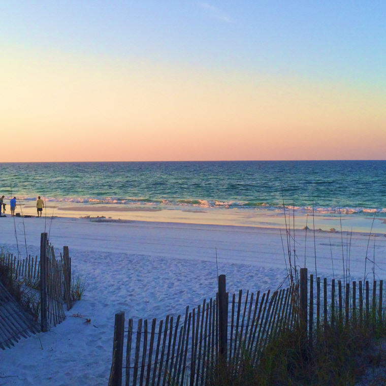 Destin, Florida, Credit: Haylee Teem, Top domestic summer vacation destinations U.S. 2017