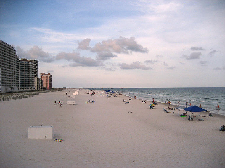 Gulf Shores, Alabama, Credit: Wikipedia, America's Top 50 summer vacation destinations this summer