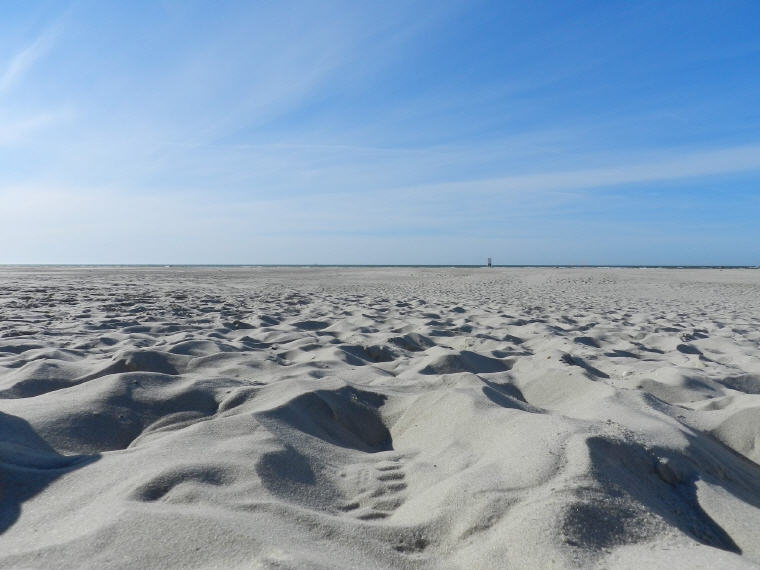 Juist, Germany, Beach holiday destinations, Photo credit: Julie May