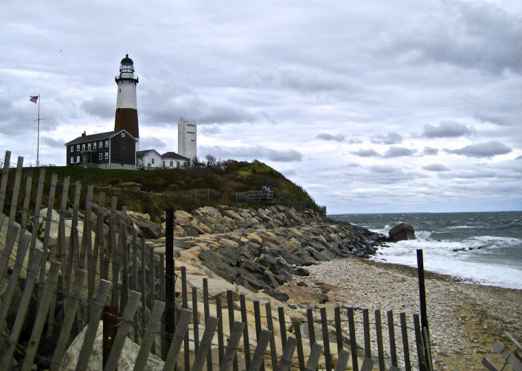 Montauk Point Lighthouse, Montauk, New York, Credit: enzol, America's Top 50 summer vacation destinations this summer
