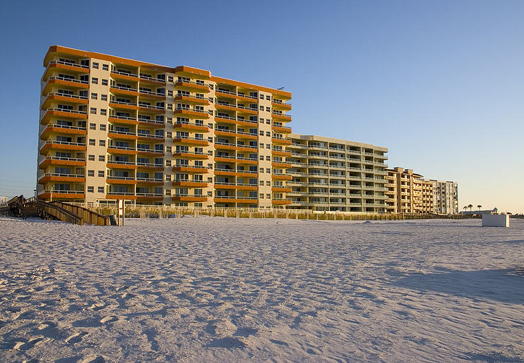 Orange Beach, Alabama, Credit: Wikipedia, Top domestic summer vacation destinations U.S. 2017