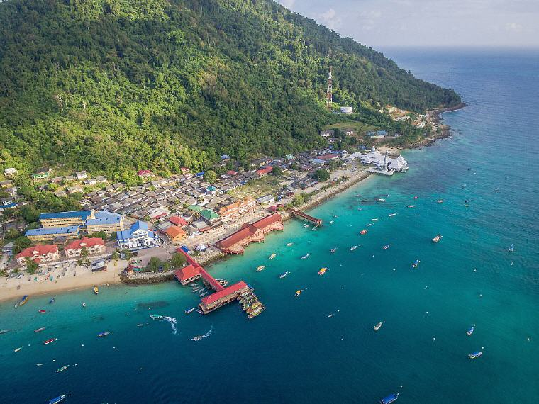 Perhentian, Malaysia, Beach holiday destinations off the beaten track for summer, Photo credit: Tourism Malaysia