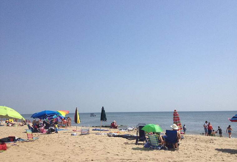 Rehoboth Beach, Delaware, Credit: Wikipedia, America's Top 50 summer vacation destinations this summer