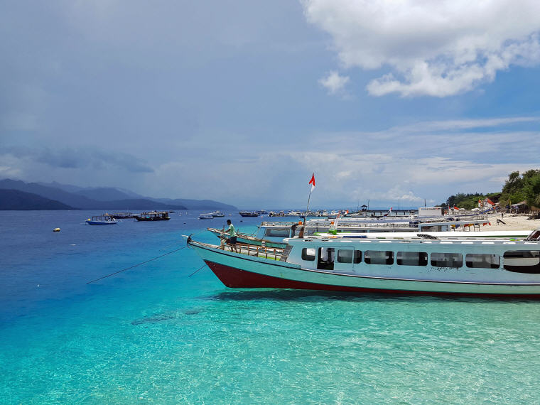 The Gili Islands, Indonesia, Beach holiday destinations off the beaten track for summer, Photo credit: kolibri5