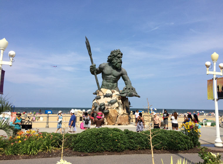 Virginia Beach, Virginia, Credit: rlischer, America's Top 50 summer vacation destinations this summer