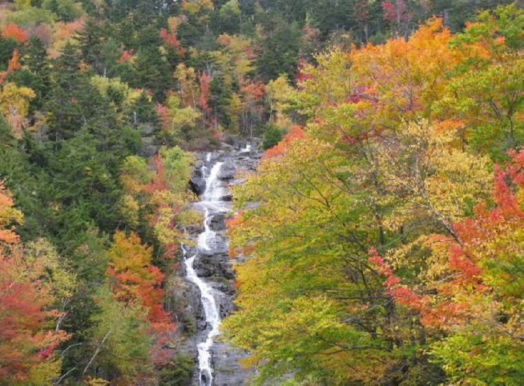 White Mountains in the Fall, North Conway, New Hampshire, Credit: TripAdvisor, Top domestic summer vacation destinations U.S. 2017