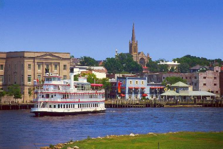 Wilmington, North Carolina, Credit: TripAdvisor, Top domestic summer vacation destinations U.S. 2017