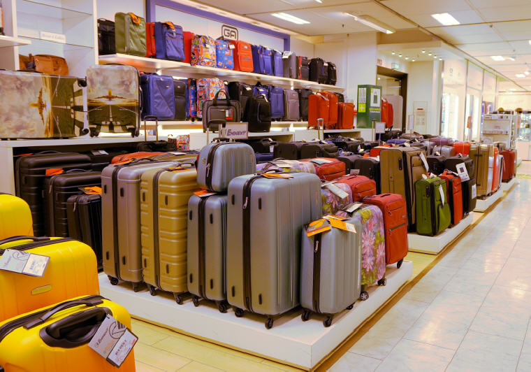 hand baggage allowance