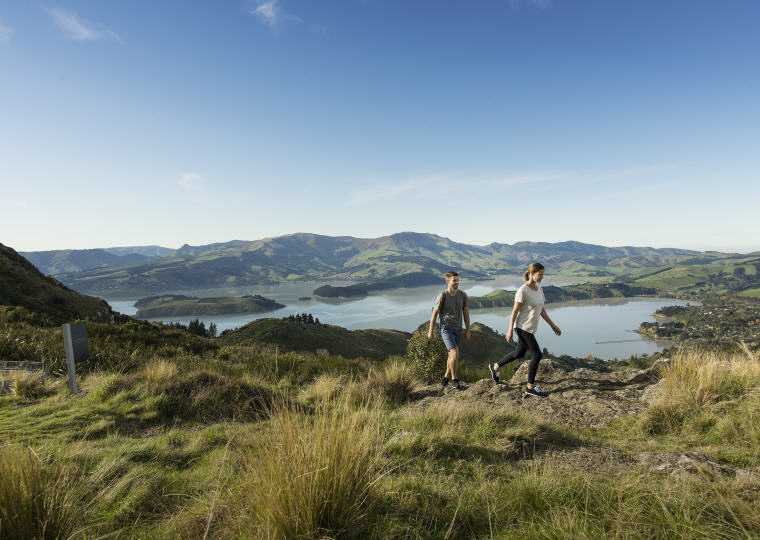Port Hills, Christchurch, Photo Credit: Julian Apse, 8 Destinations with the greatest price drop 2016-2017