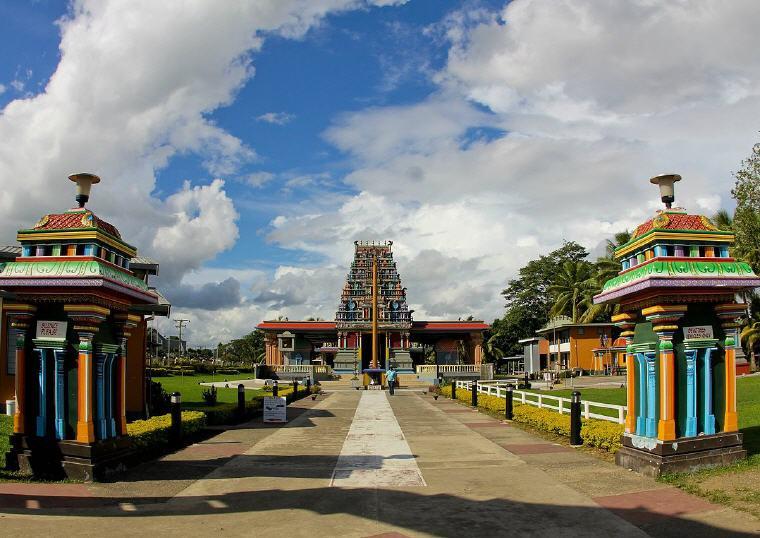Sri Siva Subramaniya Temple, Nadi, Fiji, 8 Destinations with the greatest price drop 2016-2017