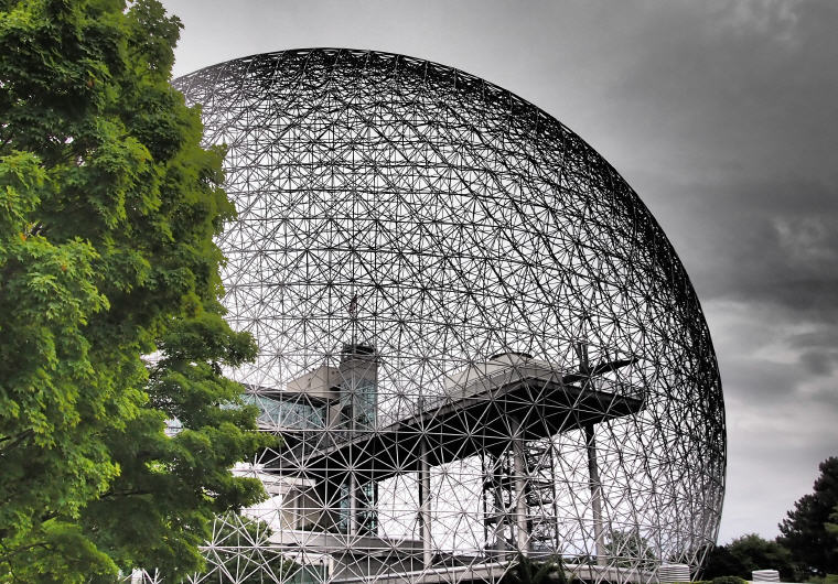 The Biosphere, Montreal, Canada, Top 10 International Travel Destinations for U.S. Travelers