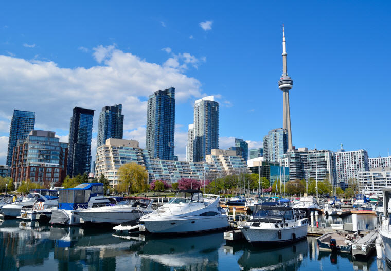 Toronto, Canada, Top 10 International Travel Destinations for U.S. Travelers