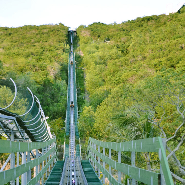 Alpine Coaster, Ba Na Hills, Da Nang, Vietnam, 11 Weekend getaways under 4 hours from Singapore, Photo credit: thang nguyenhuu