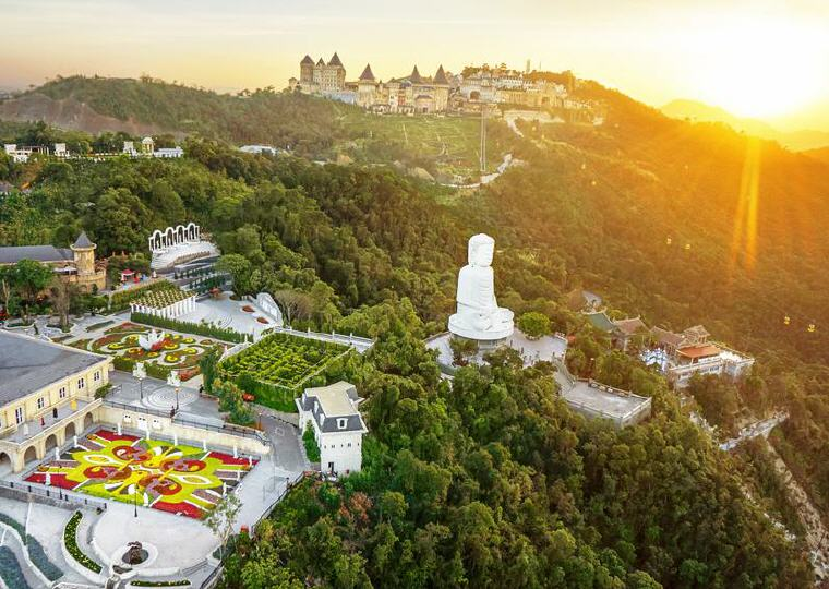 Ba Na Hills, Da Nang, Vietnam, Weekend getaways under 4 hours from Singapore, Photo credit: Mercure Danang