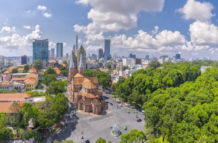 Ho Chi Minh City, Vietnam, Christmas Flight Deals, Photo credit: Thoai Pham