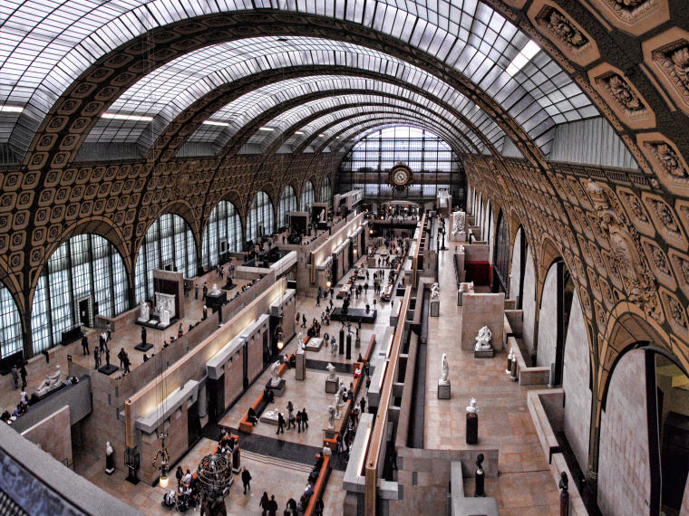Musée d'Orsay, Paris, France, Photo credit: Graham Hobster, Top 10 Museums World 2017 Travelers' Choice Awards