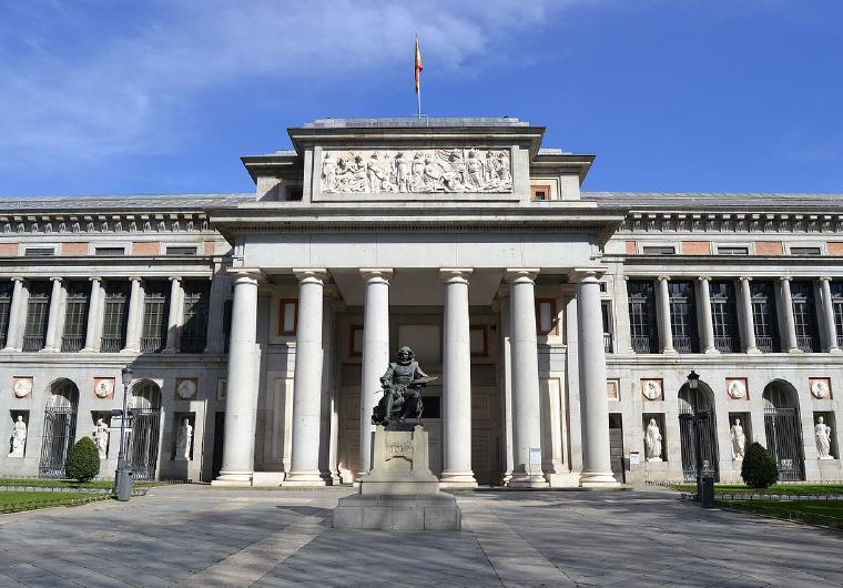 Prado National Museum, Madrid, Spain, Photo credit: Wikipedia, Top 10 Museums World 2017 Travelers' Choice Awards