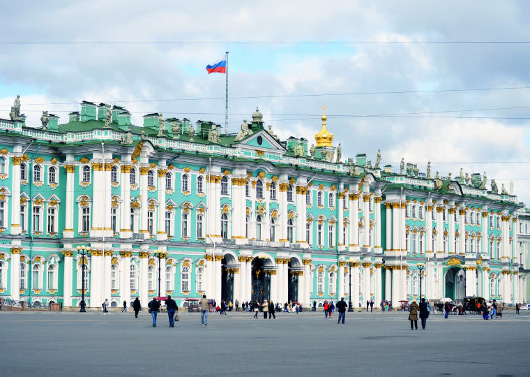 State Hermitage Museum and Winter Palace, St. Petersburg, Russia, Photo credit: Quinn Kampschroer, Top 10 Museums World 2017 Travelers' Choice Awards