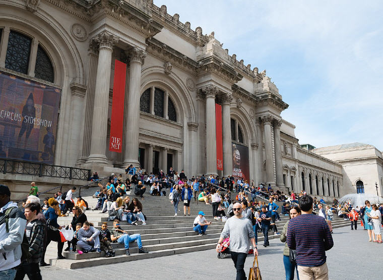 The Metropolitan Museum of Art (The Met), Top 10 Museums World 2017, Photo credit: Kai Pilger, Wikipedia