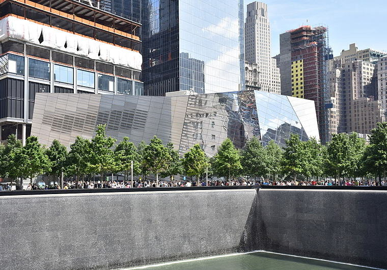 The National 9/11 Memorial & Museum, Photo credit: Wikipedia, Top 10 Museums World 2017 Travelers' Choice Awards