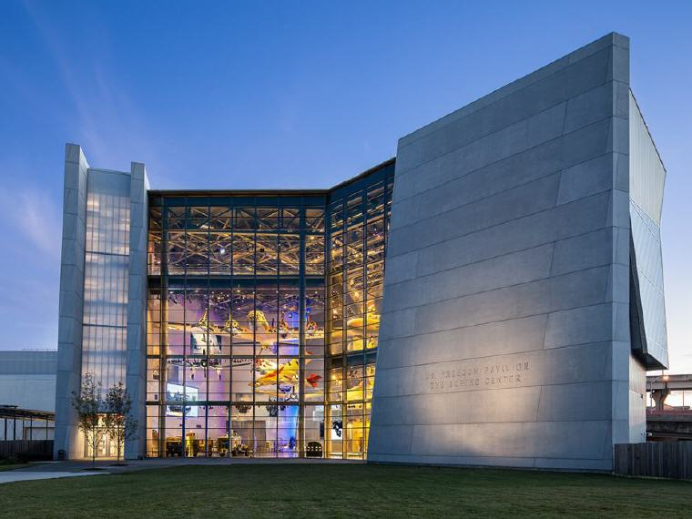 The National WWII Museum, New Orleans, Louisiana, Photo credit: The National WWII Museum, Top 10 Museums World 2017 Travelers' Choice Awards