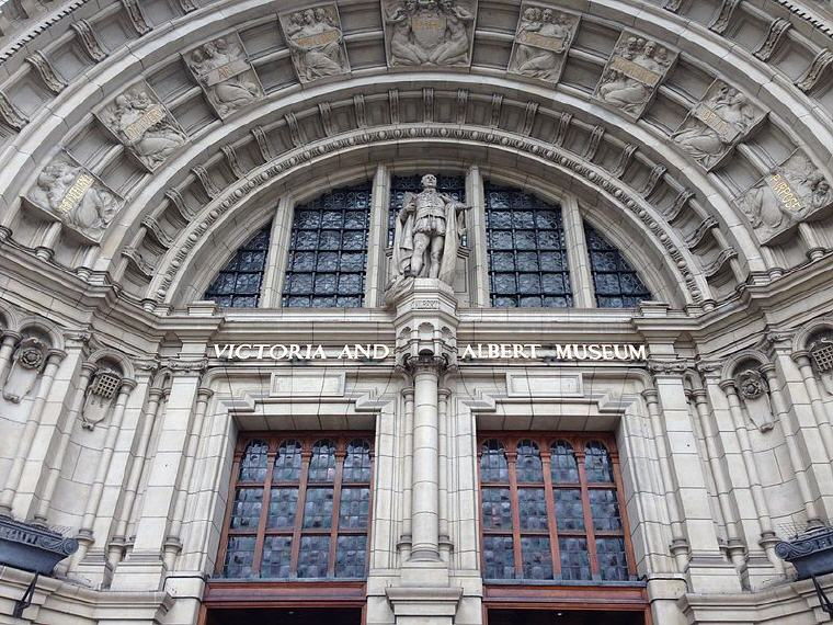 V&A (Victoria and Albert Museum), Photo credit: Wikipedia, Top 10 Museums World 2017 Travelers' Choice Awards