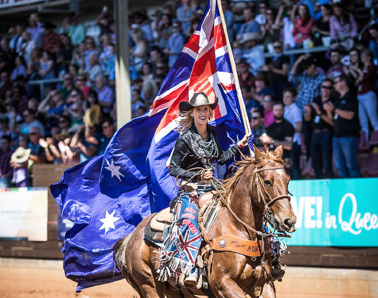 Mount Isa Mines Rotary Rodeo, Photo credit: isarodeo.com.au, 12 not to miss Queensland events in 2018