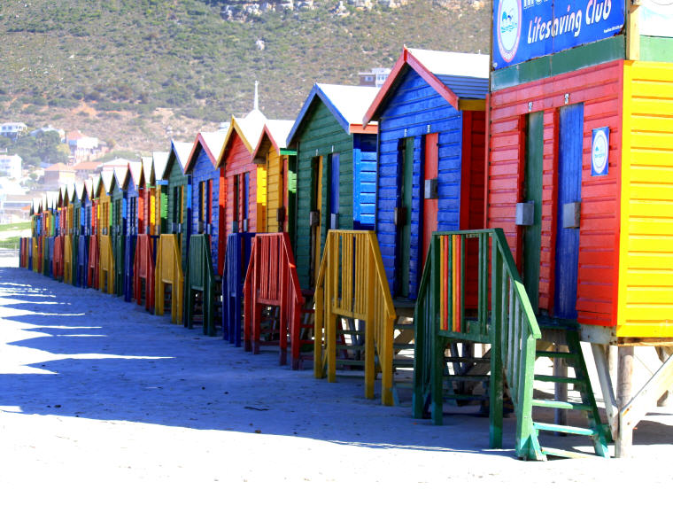 Muizenberg, Cape Town, South Africa, 10 emerging hottest destinations to visit in 2018