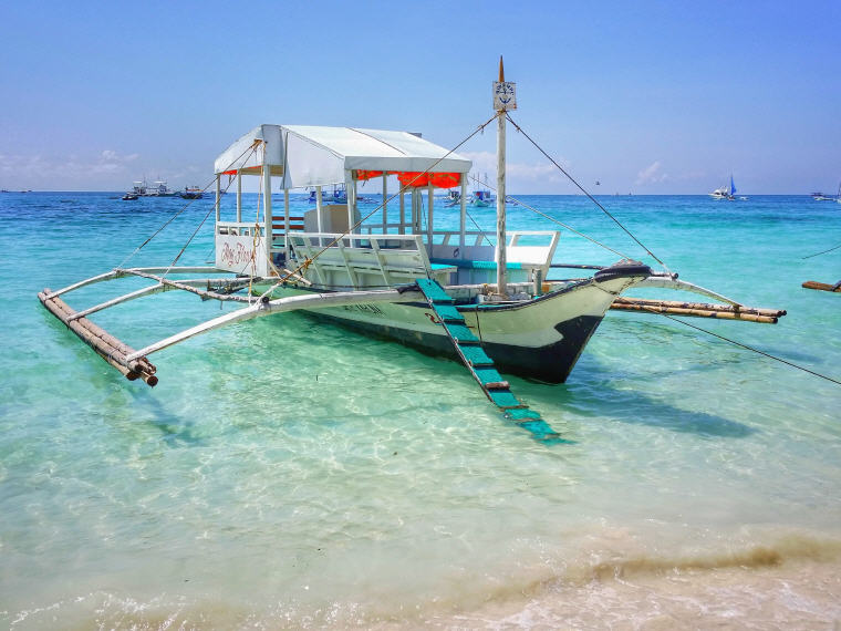 White Beach, Boracay, Photo by lapping, 10 emerging hottest destinations to visit in 2018