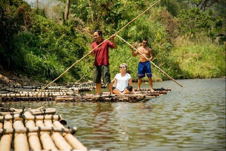 Bamboo rafting with locals in Chiang Mai, What to Do in Chiang Mai: 5 Insider's Tips by Local Experts