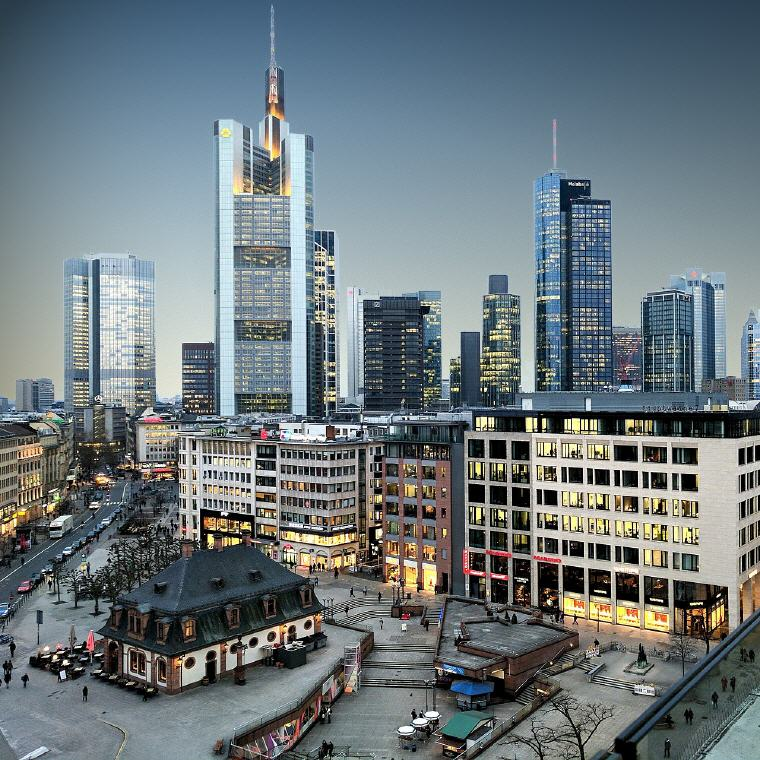 Frankfurt, Germany, SQ KrisFlyer flight redemption, KrisFlyer USD100 Stopover