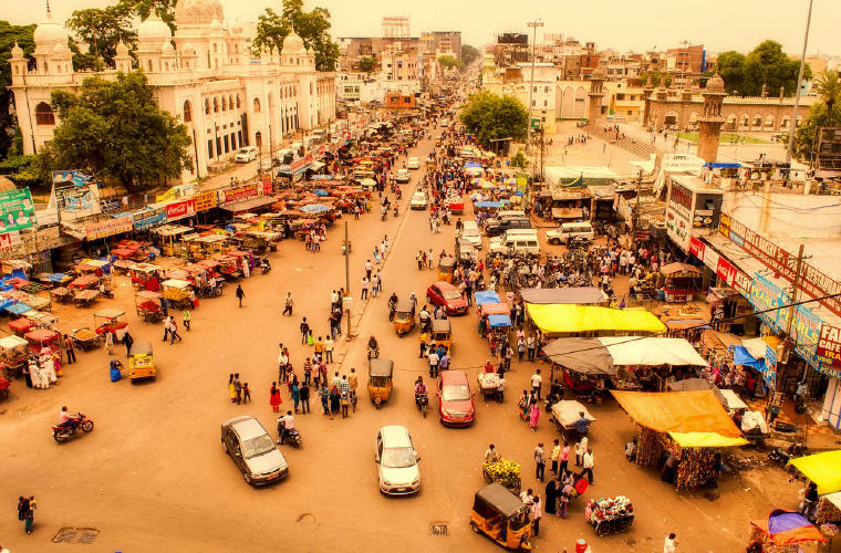 Hyderabad, India, Cheap flights with Scoot, exclusive on Skyscanner