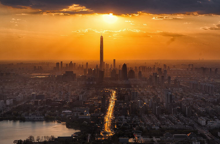 Twilight, Tianjin, China, Cheap flights with Scoot, exclusive on Skyscanner