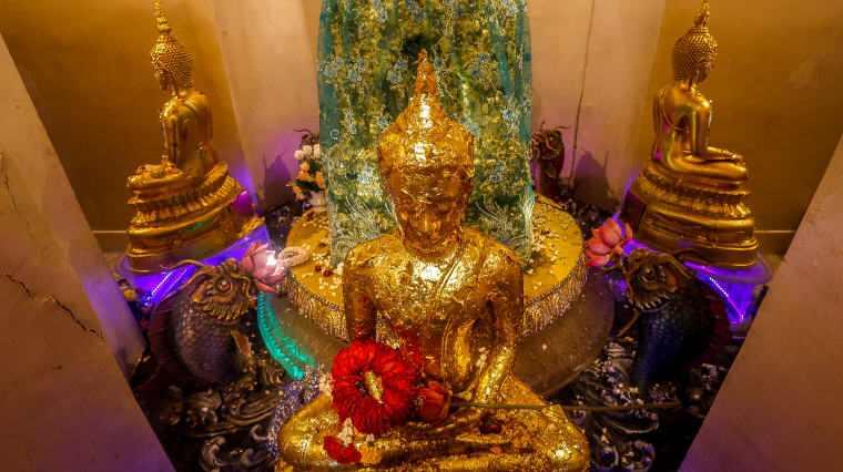 Stunning details at Golden Mount in Bangkok, What to Do in Bangkok: 5 Insider's Tips by Local Experts