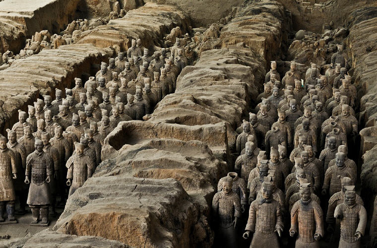 Xi An, China, Cheap flights with Scoot, exclusive on Skyscanner