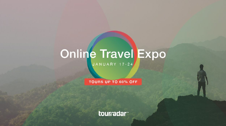 Tourradar's Online Travel Expo