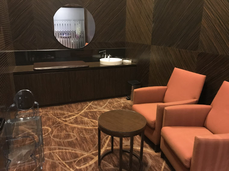 More on The Private Room, Changi Airport Terminal 3, SQ 231 A380 Suites Class Experience Singapore - Sydney