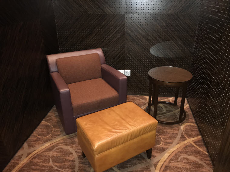 Private resting room, The Private Room, Changi Airport Terminal 3