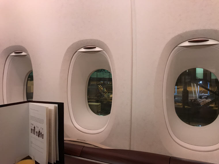 Seat 3F, SQ 231 A380 Suites Class Experience Singapore - Sydney
