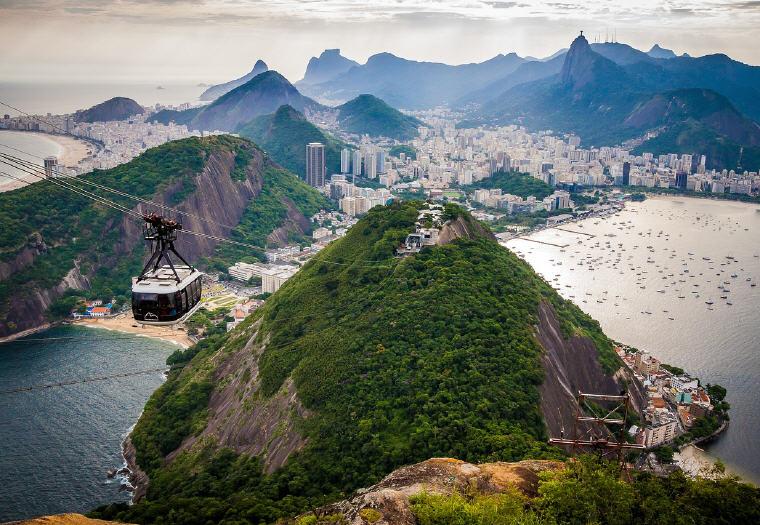 25 Best Rated Destinations, Rio de Janeiro, Brazil, Photo credit: Poswiecie