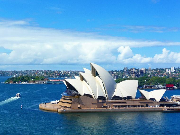 25th Best rated destinations, Sydney, Australia, 2018, Photo credit: Anna Mustermann