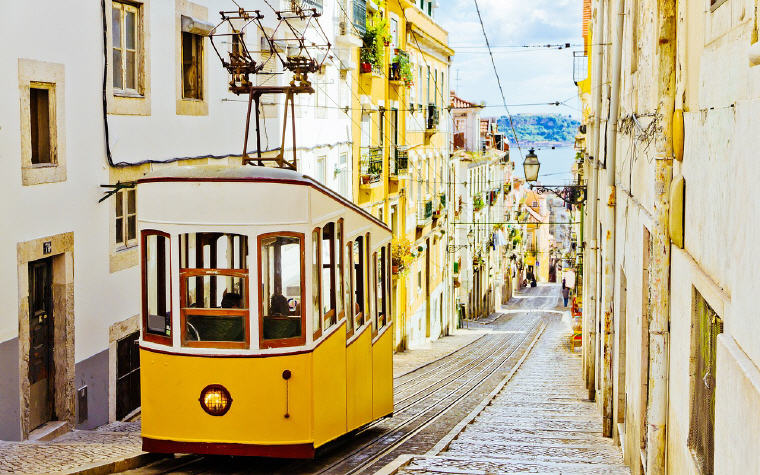 Lisbon, Portugal, 25 best rated destinations 2018, Photo credit: Yasmina Lakmad